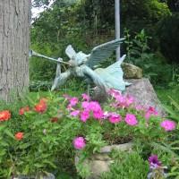 Blue Angel Garden