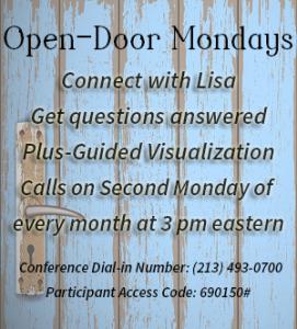 Open Door Mondays-IntuitiveBody.com