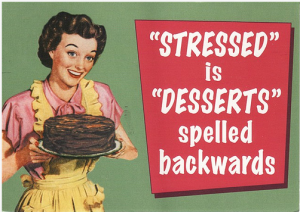 Are you eating stress?