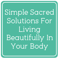 Simple sacred solutions for overcoming emotional eating