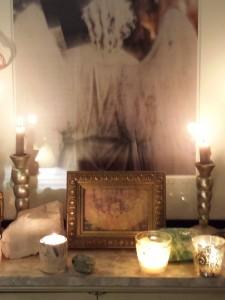 isis:angel altar